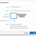 Easy Conferencing